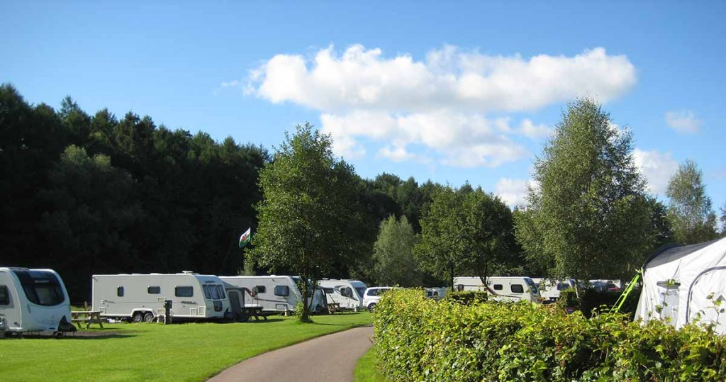 Pont Kemys Caravan & Camping Park